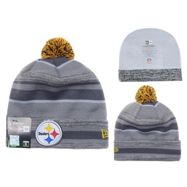 58448c38f3c  9.99 Cheap NFL PITTSBURGH STEELERS BEANIES Fashion Knitted Cap ...