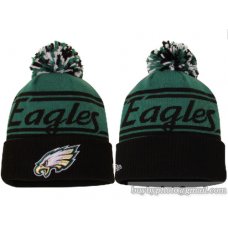 NFL PHILADELPHIA EAGLES BEANIE WINTER CAPS.