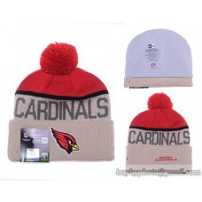 Arizona Cardinals Beanies Knit Hats Winter Caps Beige