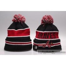 Atlanta Braves Beanies Knit Hats Winter
