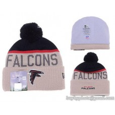Atlanta Falcons Beanies Knit Hats Winter Caps Beige