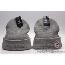 Brixton Beanies Knit Winter Caps Gray