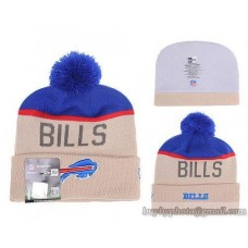 Buffalo Bills Beanies Knit Hats Winter Caps Beige