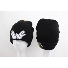 Cayler And Sons Black 102 Beanies Knit Hats