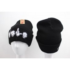 Cayler And Sons Black 108 Beanies Knit Hats