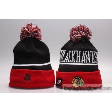 Chicago Blackhawks Beanies Knit Hats