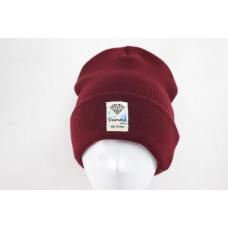 Diamond Beanies Knit Hats Sorrel 012