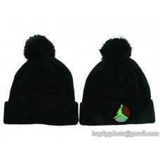 Jordan Beanies Knit Hats Black 109
