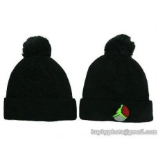 Jordan Beanies Knit Hats Black 113