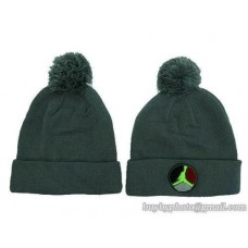 Jordan Beanies Knit Hats Gray 112