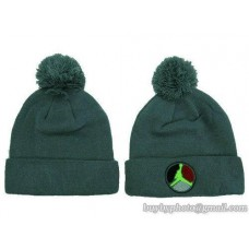 Jordan Beanies Knit Hats Grey 108
