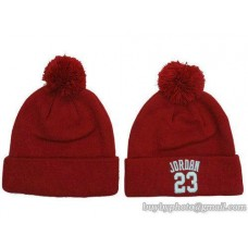 Jordan Beanies Knit Hats Red 104