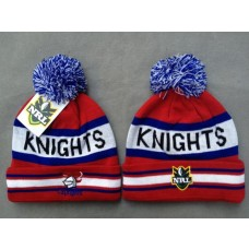 KNIGHTS Beanies Hats NRL Knit Hats