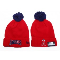 New Era MLB california angels Beanies Knit Hats 065