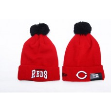 New Era MLB Cincinnati Reds Beanies Knit Hats 058