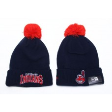 New Era MLB CLEVELAND INDIANS Beanies Knit Hats 054