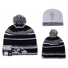 NFL Baltimore Ravens New Era Beanies Knit Hats 268