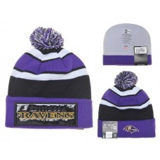 NFL Baltimore Ravens New Era Beanies Knit Hats 270