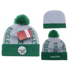 NFL PHILADELPHIA EAGLES BEANIES Fashion Knitted Cap Winter Hats Mitchell And Ness