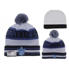 NHL DORONTO MAPLE LEAFS BEANIES Gray 082