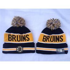 NHL New Era Knit Caps Boston Bruins Beanies Hats 0489766