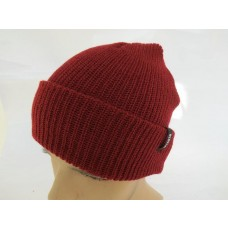 Rebel8 Beanies Knit Hats Red 003