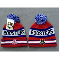 ROOSTERS Beanies Hats NRL Knit Hats