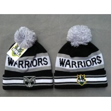 WARRIORS Beanies Hats NRL Knit Hats