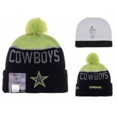 Cheap NFL Dallas Cowboys New Era Beanies Knit Hats 01
