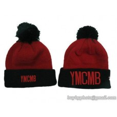 YMCMB Beanies Red/Black (5)