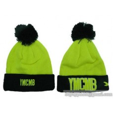 YMCMB Beanies Yellow (1)