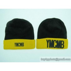 YMCMB Beanies Yellow Black (15)